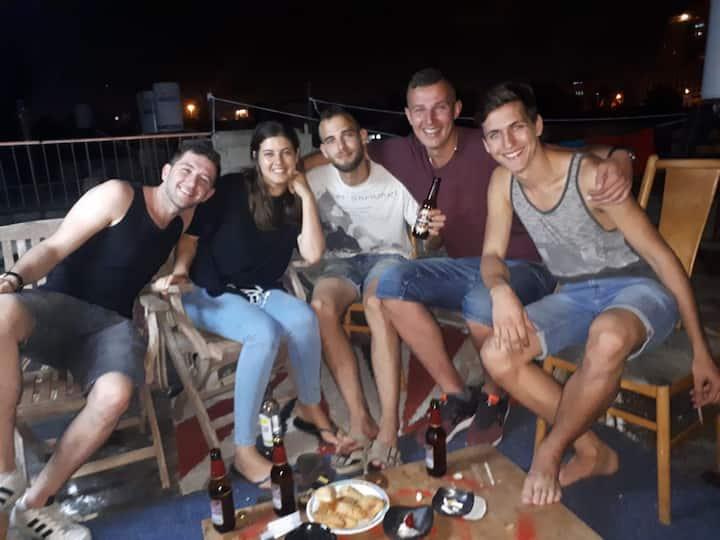 Amigos-Hostel TLV | 6-Bed Dorm Mixed