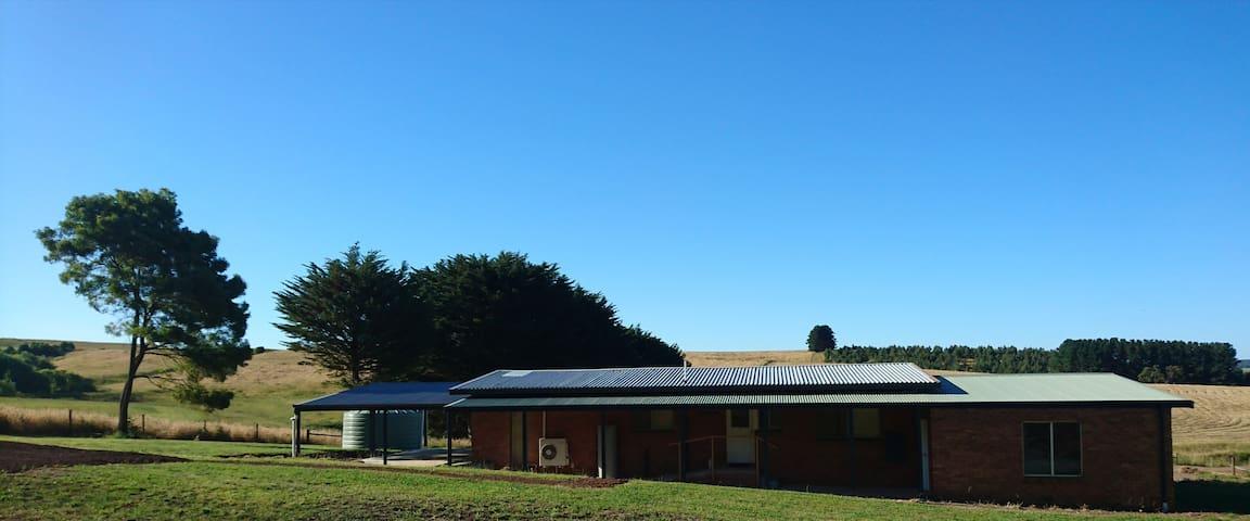 Welcome to Liberty Farm Lodge