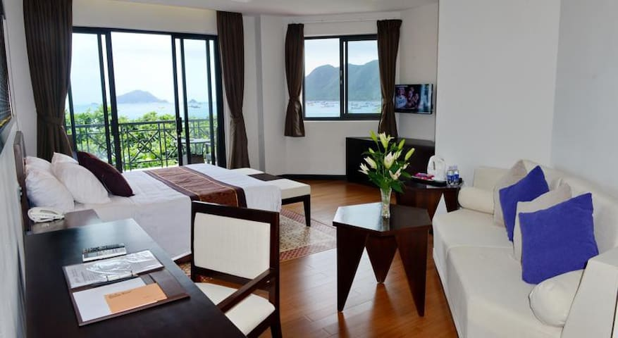 VIP Room with Seaview in Con Dao Resort
