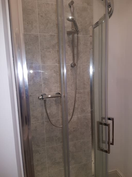 Great powerful showers
