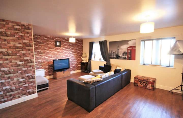 Stylish Apartment - Discounts on long stays