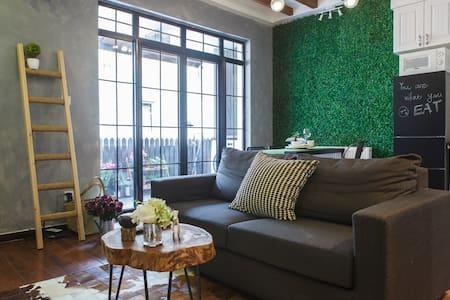 【揽萃】法租界田子坊明星小洋楼套房微电影拍摄圣地@FFC - 上海 - Appartement