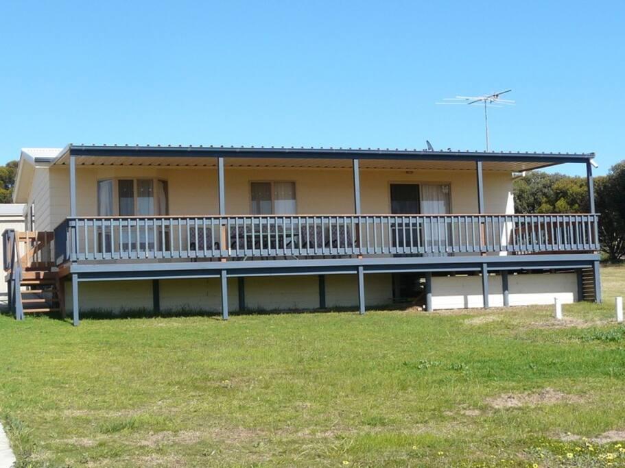 Kiandra Beach House