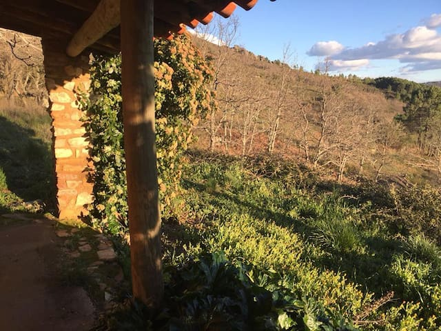 Cigueña Negra, the cottage with amazing views