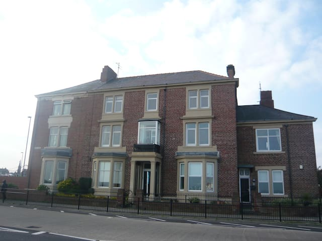 Breathtaking Sea Views Luxury Apartment - Tynemouth - Apartamento
