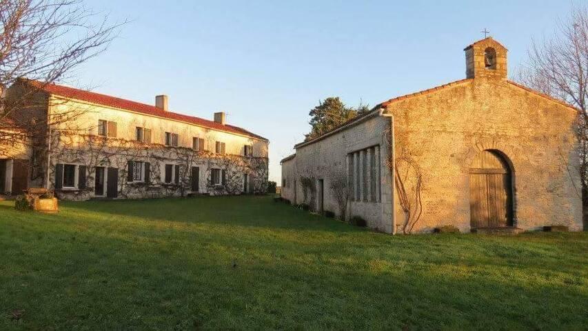 Bâtisse rustique au cœur de la Vendée