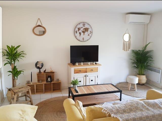 Loue appartement centre ville de Cavaillon