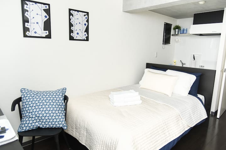 Japanese Designer's Room!Asakusa! Ueno! Free Wifi! - Taitō-ku - Apartment
