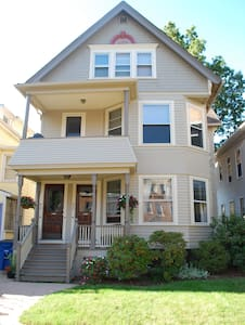 92 Bishop St - New Haven - Apartamento