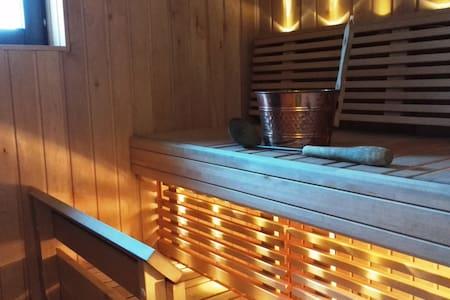 2br + sauna 30 min to Helsinki - Leilighet