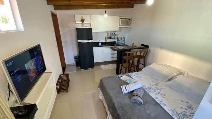 Apartamento tipo Loft para até dois no Campeche