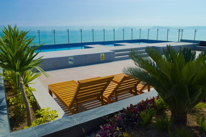 ❤️Oceanview NR/Airport★BrandNew APT - San Miguel - Apartment