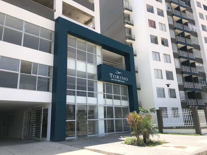 Apto nuevo y amoblado en Barranquilla