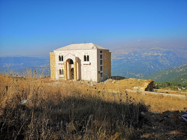 Private Stonevilla in the heart of Mount Lebanon