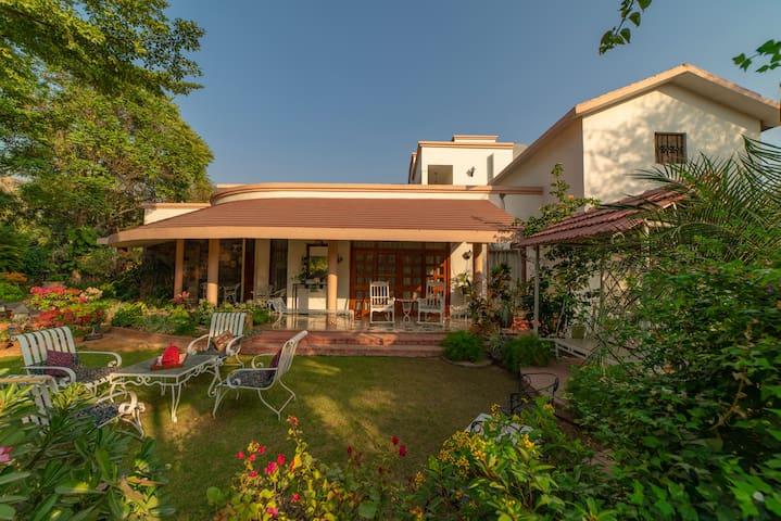 Shree Nikunj Ground Floor Guestroom in Jaipur