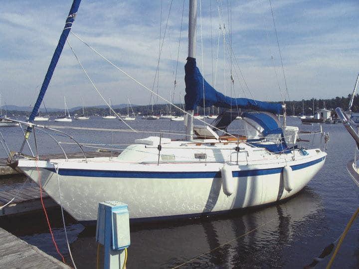 KOKOMO Sailboat: Welcome to paradise on water!