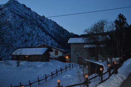 B&B in cima alle Valli di Lanzo - Mezzenile