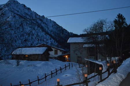 B&B in cima alle Valli di Lanzo - Mezzenile - Aamiaismajoitus