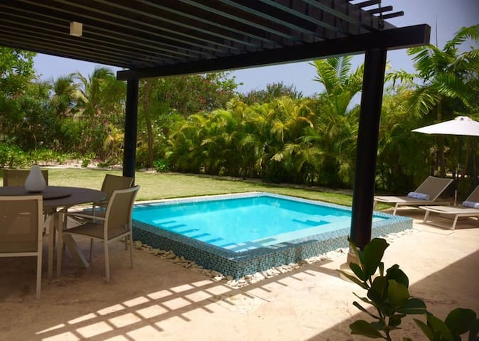 Green Village 1 Bedroom Bunglow.... - Punta Cana - Hus