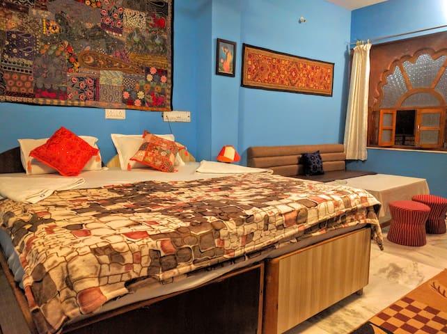 AC Fort View room in Jodhpur