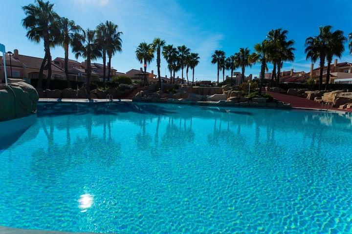 Relax y confort en Gran Alacant (Alicante)