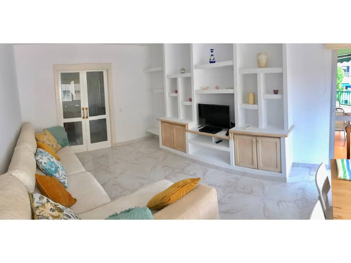 Bright apartment in the centre of Fuengirola
