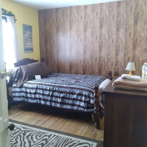 Second bedroom available