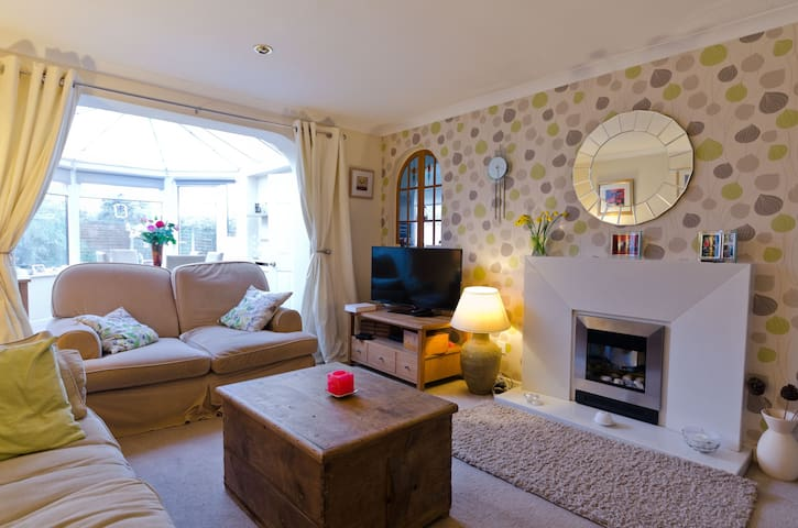 Warm, welcoming, comfortable home in Formby