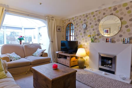 Friendly Comfortable home  in Formby - Formby - House