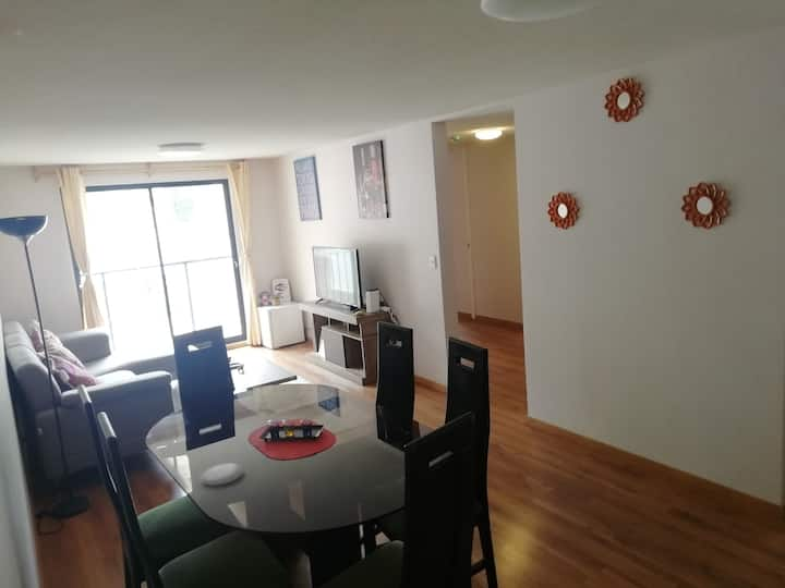 Modern,bright and spacious apartment  in cusco