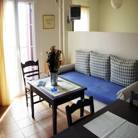IRIGONI Studio - Agios Kirikos - Condomínio