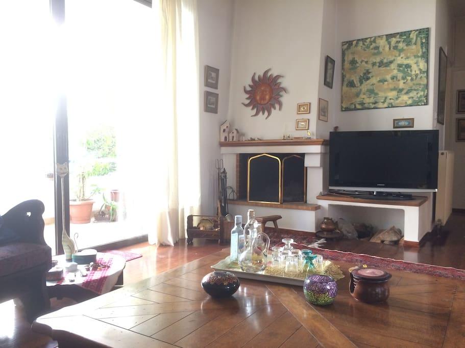Το σαλόνι