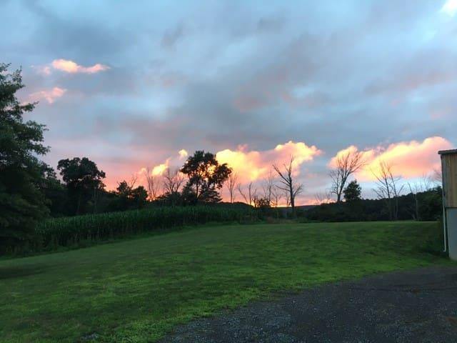 Great Sunrise & Sunsets!