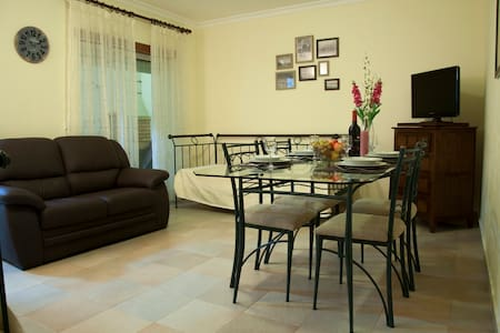 Nicely Furnished 1 Bedroom Flat - Vila Real de Santo António - 公寓
