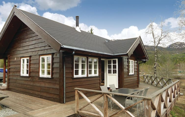 Holiday cottage with 4 bedrooms on 106 m² in Norheimsund