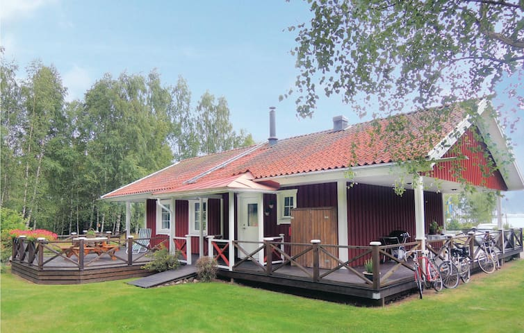 Holiday cottage with 3 bedrooms on 68m² in Vittaryd
