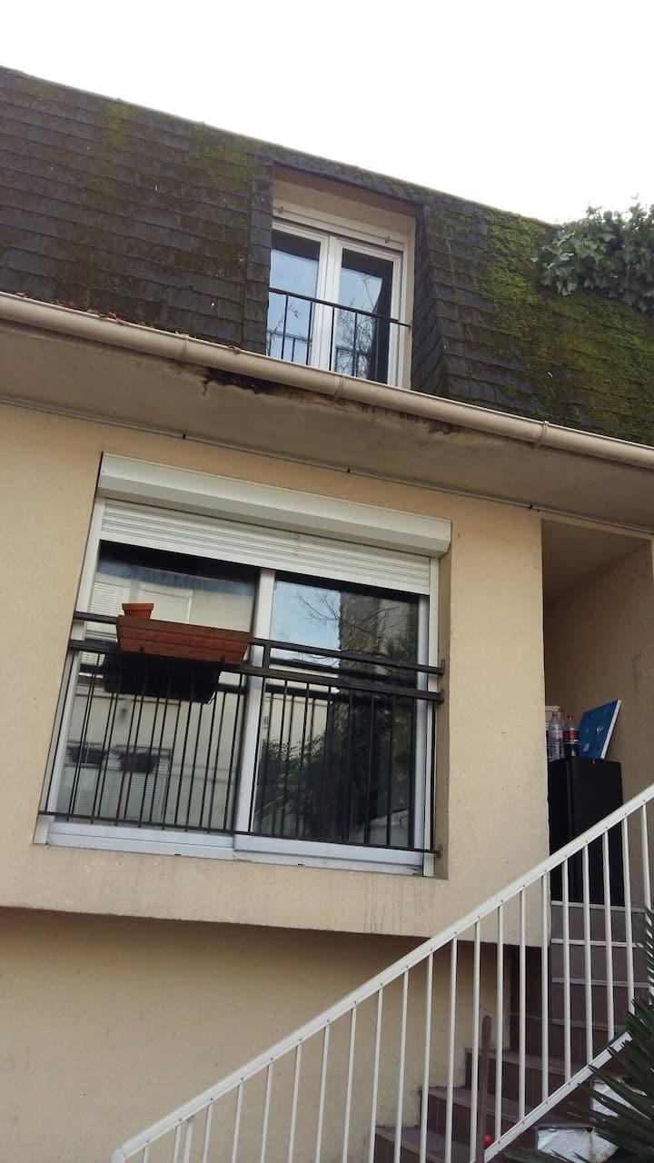 mico maison pour visiter Paris