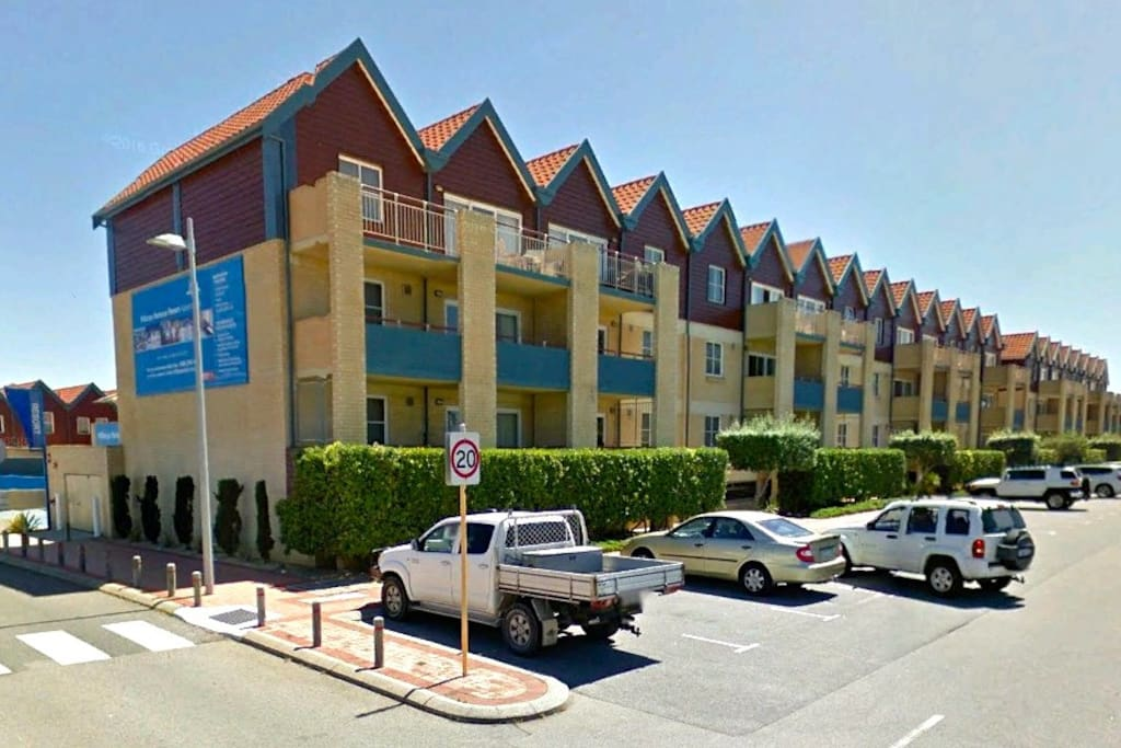 2 bedroom serviced apartment with ocean views - Serviced ...