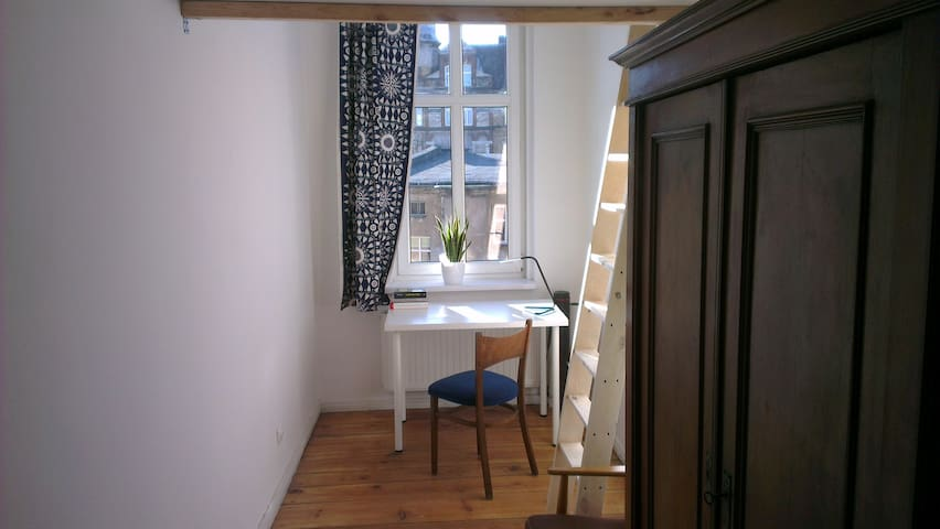 sunny double room - Poznań - Appartement