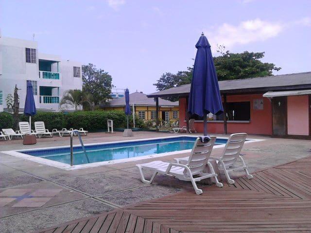 Negril Beach Club Studio Apartment