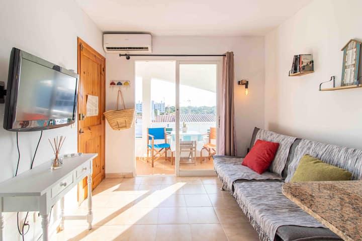 Apartamento ideal para desconectar en Menorca