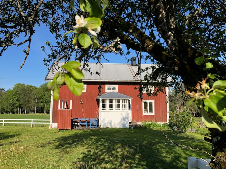 Charming country house close to nature