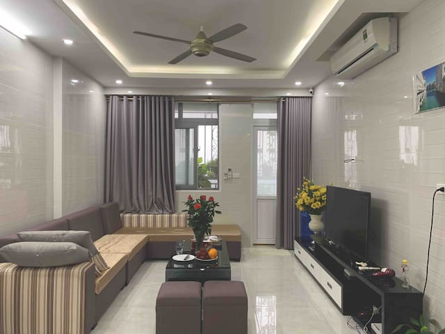 Serviced apartment for foreigners in VINH city