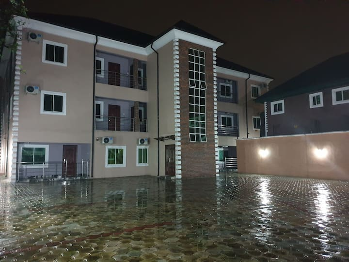 Luxury 2 bedroom in Woji, Port Harcourt, Nigeria