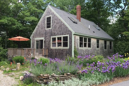 Classic Cottage in Midcoast Maine - Casa