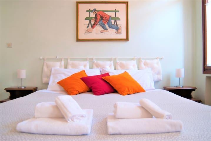 casa Torresino - Tiffany room