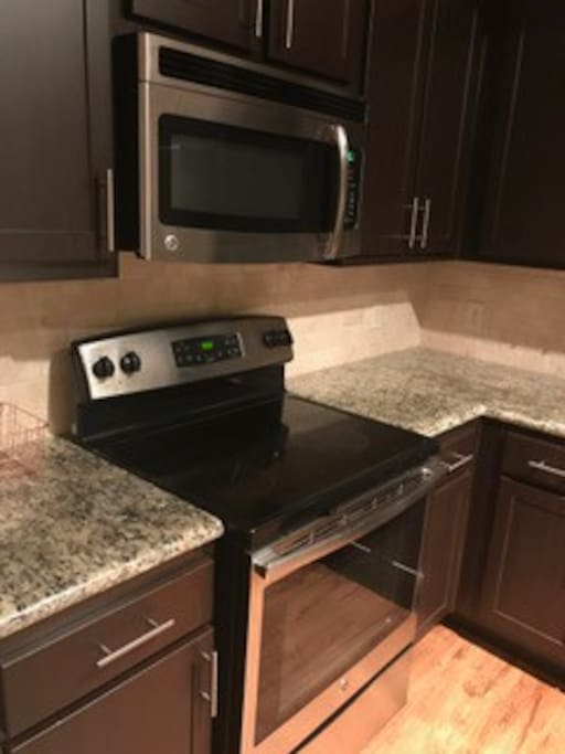 Stove/ Kitchen