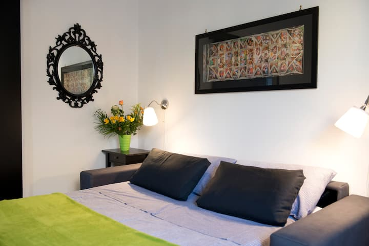 Miniappartamento in Monreale (Pa) Lecasedelduomo