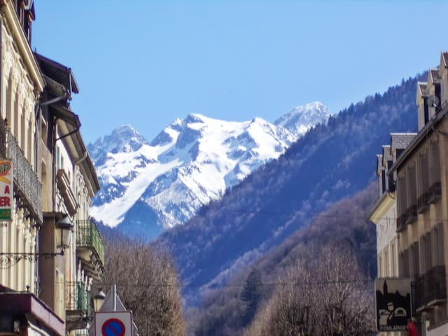 Nice apt - 200 m from the slopes