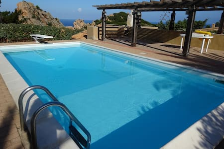 Sole 2 : Apartment with pool for 2/3 pax - Costa Paradiso